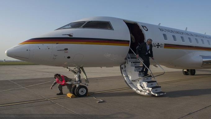 German State Secretary visits Incirlik AB